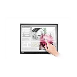 """Écran LED LG 19MB15T-I - Écran LCD - 18.9"""" - écran tactile - 1280 x 1024 - IPS - 250 cd/m² - 1000:1 - 14 ms - VGA"""