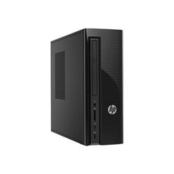 PC Desktop HP - Slimline 260-a117nl - mt - pentium j3710 1.6 ghz - 8 gb - 1 tb 1ev43ea#abz