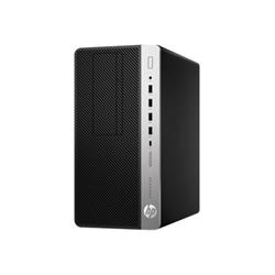 PC Desktop HP - ProDesk 600 G3 Microtower