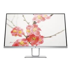 "Monitor LED HP - Pavilion 27q - monitor a led - 27"" 1hr73aa"