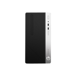 PC Desktop HP - ProDesk 400 G4 Microtower PC