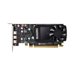 Scheda video HP - Quadro p400 - scheda grafica - quadro p400 - 2 gb 1me43at