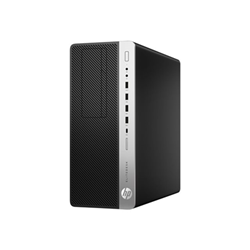 PC Desktop HP - Elitedesk 800 g3 - tower - core i5 7500 3.4 ghz - 8 gb - 1 tb 1nd57et#abz