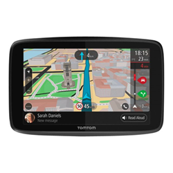 Navigatore satellitare Tom Tom - GO Professional 6200 Europa 16 Paesi