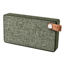 Speaker Wireless Bluetooth Fresh 'n Rebel - Rockbox Slice Fabriq Edition Army