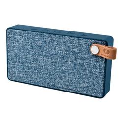 Speaker Wireless Bluetooth Fresh 'n Rebel - Rockbox Slice Fabriq Edition Indigo