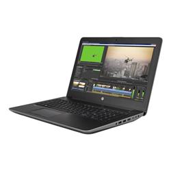 "Workstation HP - Zbook 15 g3 mobile workstation - 15.6"" - xeon e3-1505mv5 - 16 gb ram 1rr27et#abz"