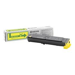 Toner KYOCERA - Tk 5215y - giallo - originale - cartuccia toner 1t02r6anl0