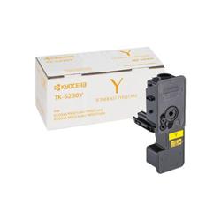 Toner Kyocera - Tk 5230y - giallo - originale - cartuccia toner 1t02r9anl0