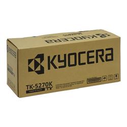 Toner Kyocera - Tk 5270k - nero - originale - cartuccia toner 1t02tv0nl0