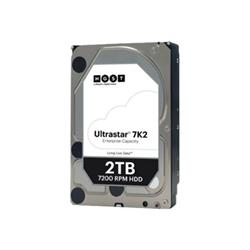 Hard disk interno HGST - Wd ultrastar dc ha210 hus722t2tala604 - hdd - 2 tb - sata 6gb/s 1w10002