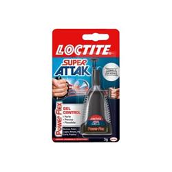 Super attack - Loctite super attak power flex control - colla 2047417