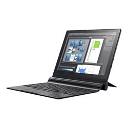 "Tablet Lenovo - Thinkpad x1 tablet (2nd gen) - 12"" - core i5 7y54 - 8 gb ram 20jb0019ix"