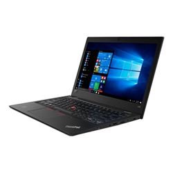 "Notebook Lenovo - Thinkpad l380 yoga - 13.3"" - core i5 8250u - 8 gb ram - 256 gb ssd 20m7001bix"