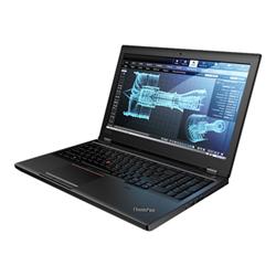 "Workstation Lenovo - Thinkpad p52 - 15.6"" - core i7 8750h - 8 gb ram - 256 gb ssd 20m9001fix"