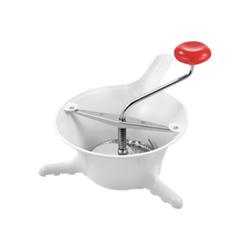 Passatutto Moulinex - K10120 Classic Affetta / sbuccia alimenti Rosso, Acciaio inossidabile, Bianco