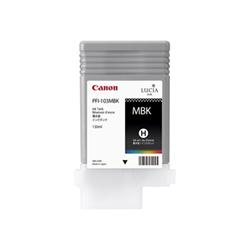 Serbatoio Canon - Pfi-103 mbk - nero opaco - originale - serbatoio inchiostro 2211b001