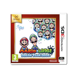 Videogioco Nintendo - Mario e luigi dream team bros Nintendo 3ds