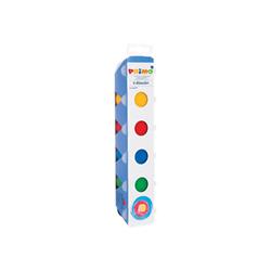 Tempera Primo - Colori a dita - colori brillanti assortiti 225td6e