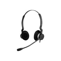 Cuffie con microfono JABRA - BIZ 2300 USB UC Duo