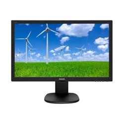 "Monitor LED Philips - S-line 243s5lhmb - monitor a led - full hd (1080p) - 24"" 243s5lhmb/00"