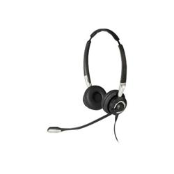 Jabra BIZ 2400 II QD Duo NC Wideband - Casque - sur-oreille