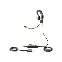 Jabra UC Voice 250 - Casque - intra-auriculaire - montage sur l'oreille