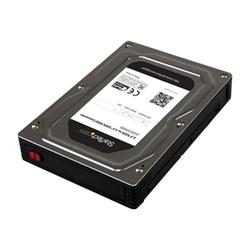 Image of Box hard disk esterno Startech.com box esterno adattatore per dischi rigidi sata da 2,5 a 3,5'' in al
