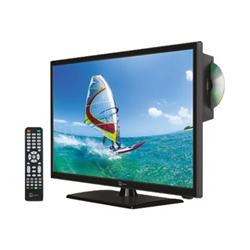 "TV LED TELE System PALCO24 LED07E COMBO - Classe 24"" (23.6"" visualisable) TV LED - avec lecteur DVD intégré - 720p"