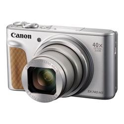 """Fotocamera Canon - PowerShot SX740 HS 3"""" Argento 2956C002"""