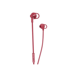 Cuffie con microfono In ear headset 150 (empress red)