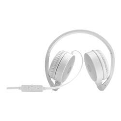 Cuffie con microfono HP - H2800 White w. Pike Silver