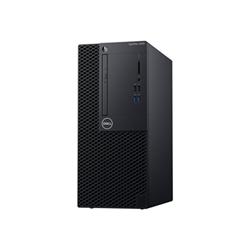 PC Desktop Dell Technologies - Dell optiplex 3060 - mt - core i5 8500 3 ghz - 8 gb - 1 tb 2f294