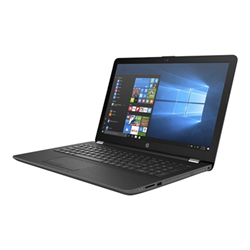 "Notebook HP - 15-bw022nl - 15.6"" - a10 9620p - 8 gb ram - 256 gb ssd - italiano 2fq32ea"