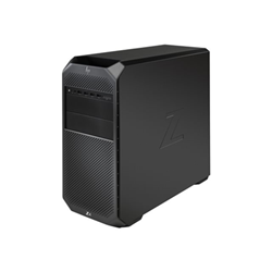Workstation HP - Workstation z4 g4 - mt - xeon w-2123 3.6 ghz - 16 gb - 256 gb 2wu65et#abz
