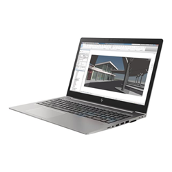 "Workstation HP - Zbook 15u g5 mobile workstation - 15.6"" - core i7 8550u - 8 gb ram 2zc05et#abz"