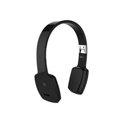 Cuffie con microfono Maxell - MXH-BT1000 Ultra Slim Bluetooth Nero