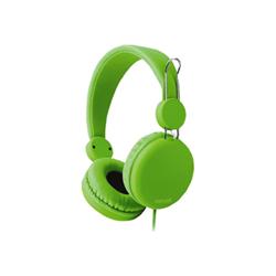 Cuffie con microfono Maxell - Spectrum Verde