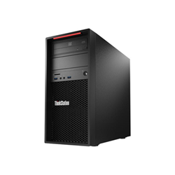 Workstation Lenovo - Thinkstation p320 - tower - xeon e3-1245v5 3.5 ghz - 16 gb - 256 gb 30bh006jix