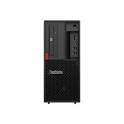 Workstation Lenovo - Thinkstation p330 - tower - xeon e-2124g 3.4 ghz - 8 gb - 256 gb 30c5002wix