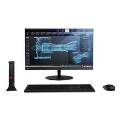 Workstation Lenovo - Thinkstation p330 - mini - core i7 8700t 2.4 ghz - 16 gb - 512 gb 30cf002jix