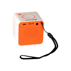 Speaker wireless Fellowes - XTREME 33139O Orange