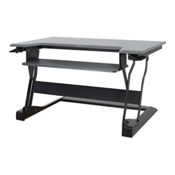 Lenovo - Ergotron workfit-t - convertitore scrivania in piedi 33-397-085