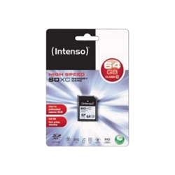 Secure Digital Scheda di memoria flash 64 gb sdxc 3411490