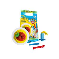 Didò giocacrea le mie ricette spaghetti set gioco pasta da modellare 341900