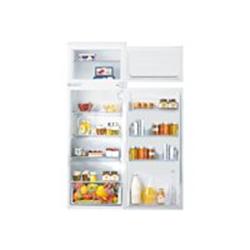 Réfrigérateur encastrable Candy CFBD2650E/1 - Réfrigérateur/congélateur - intégrable - largeur : 54 cm - profondeur : 54 cm - hauteur : 158 cm - 242 litres - congélateur haut - classe A+ - blanc