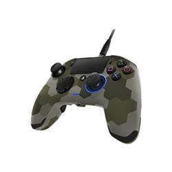 Controller BigBen Interactive - Nacon Revolution Pro Controller Camogreen PS4/PC