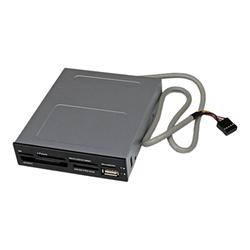 lettore memory card Startech.com lettore per schede di memoria multimediali usb 2.0 35fcreadbk3