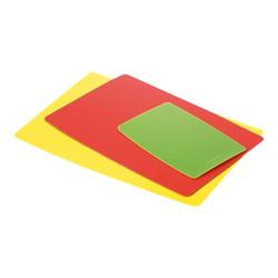 Set taglieri Tescoma - Presto Set 3 pezzi taglieri flessibili rettangolari