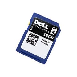 Scheda di memoria Dell Technologies - Dell vflash - scheda di memoria flash - 16 gb - sdhc 385-bbib